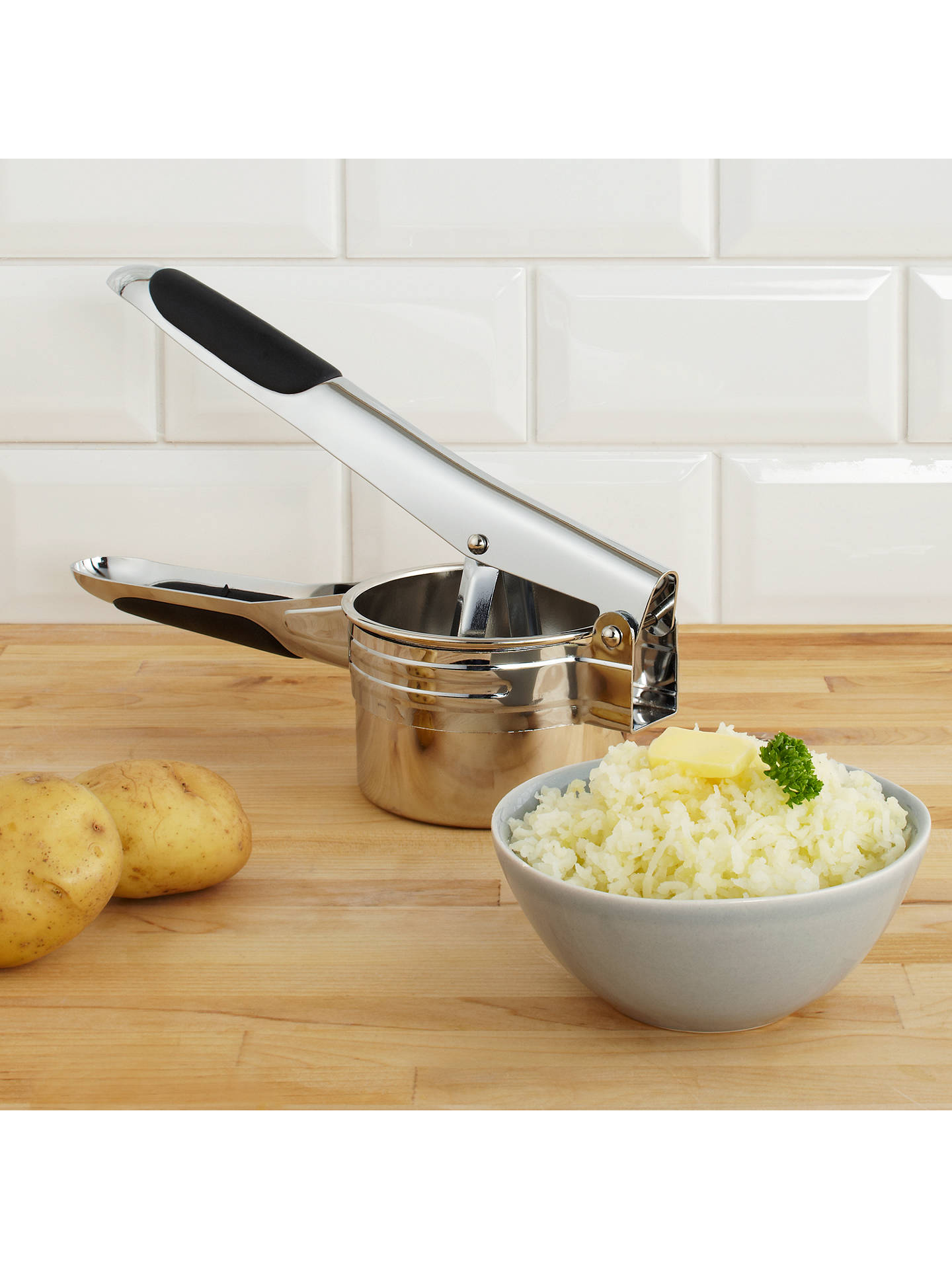 BuyJohn Lewis & Partners Potato Ricer Online at johnlewis.com