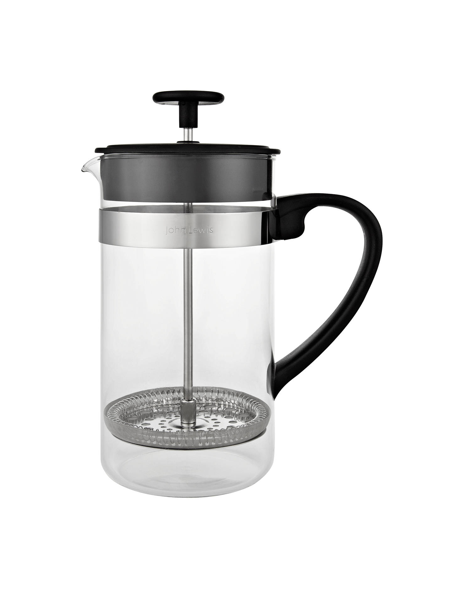 house by john lewis aroma cafetiere at john lewis partners. Black Bedroom Furniture Sets. Home Design Ideas