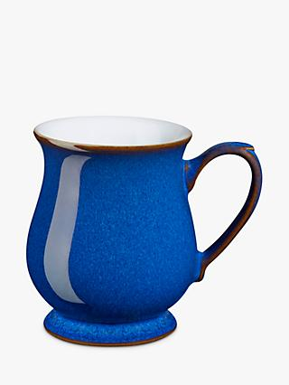 Denby Imperial Blue Craftsman's Mug, 300ml