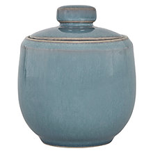 Buy Denby Azure Covered Sugar Bowl Online at johnlewis.com