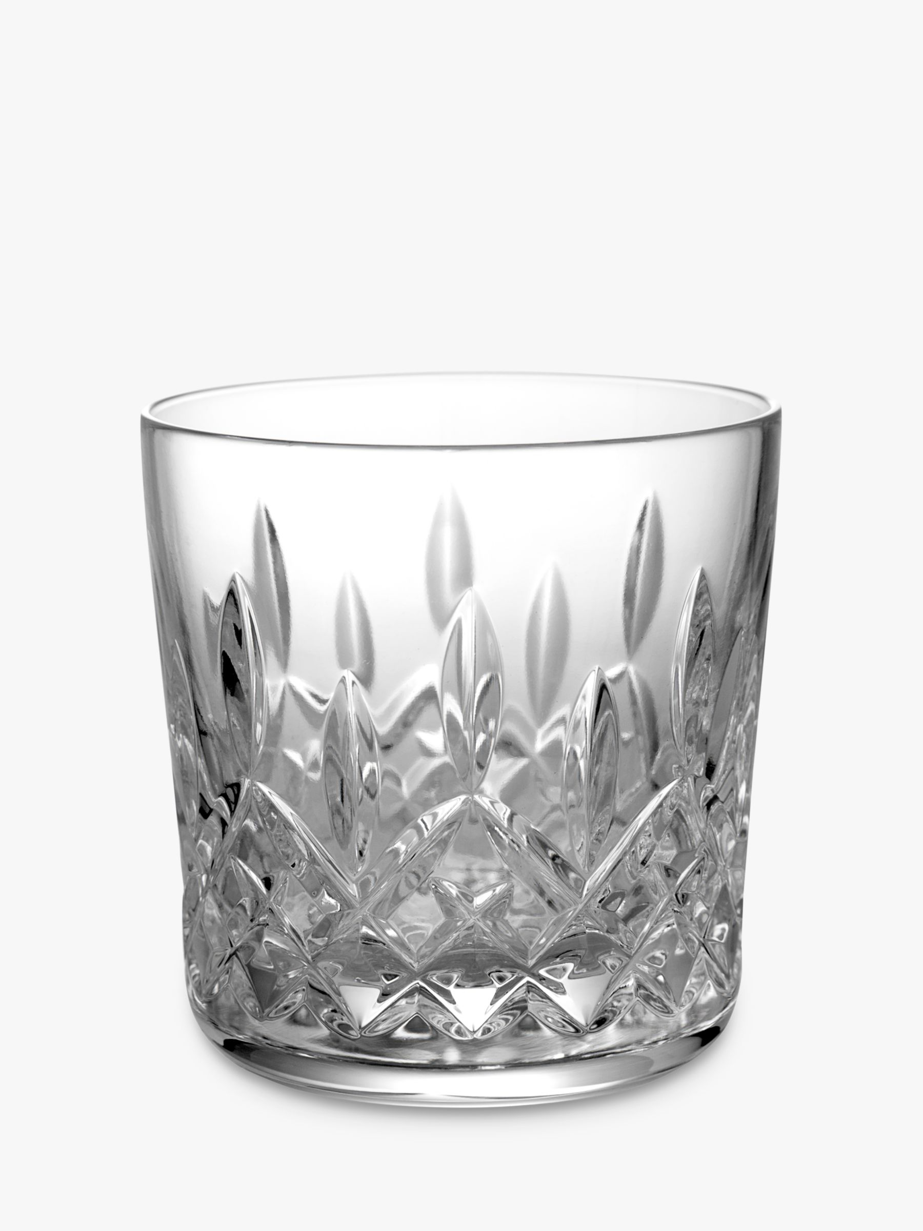 Waterford Waterford Cut Lead Crystal Lismore Tumbler, 250ml, Clear