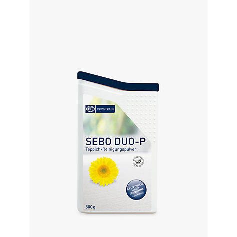 Buy SEBO 0478 duo-P Clean Box Online at johnlewis.com