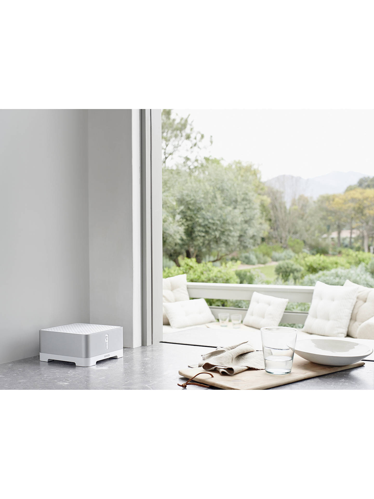 BuySonos Connect: AMP Wireless Music System Online at johnlewis.com