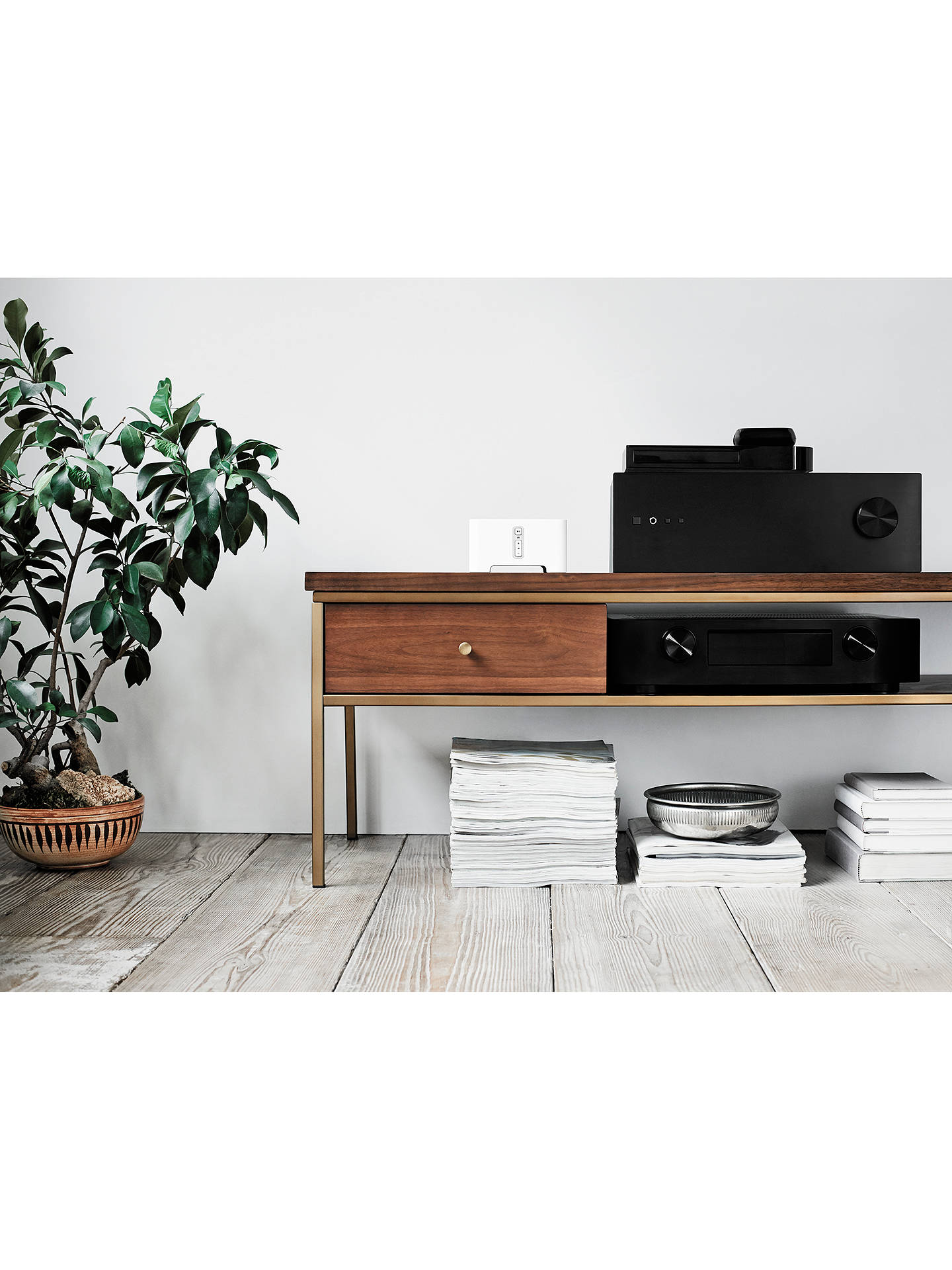Buy Sonos Connect Wireless Music System Online at johnlewis.com