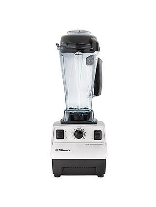 Buy Vitamix® 010230 Blender, White Online at johnlewis.com