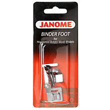 Buy Janome Binder Foot Online at johnlewis.com