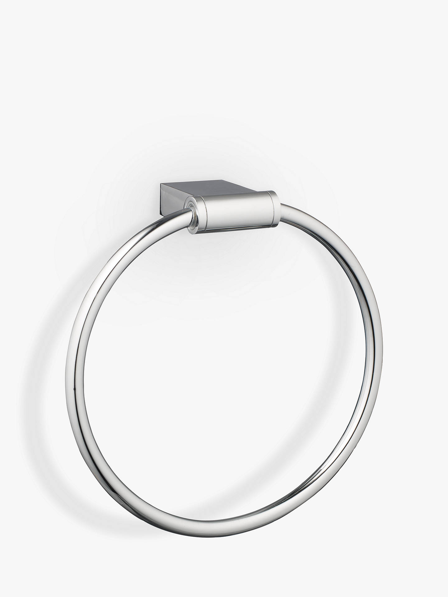 Buy John Lewis & Partners Opus Towel Ring Online at johnlewis.com