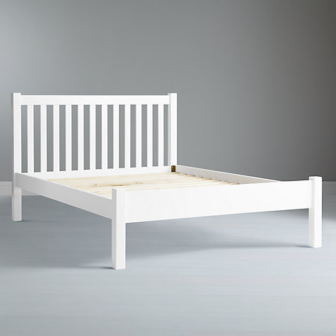 buy john lewis wilton bed frame double online at johnlewiscom