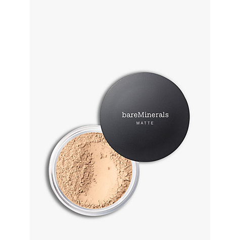 Buy bareMinerals Matte Foundation SPF 15 Online at johnlewis.com