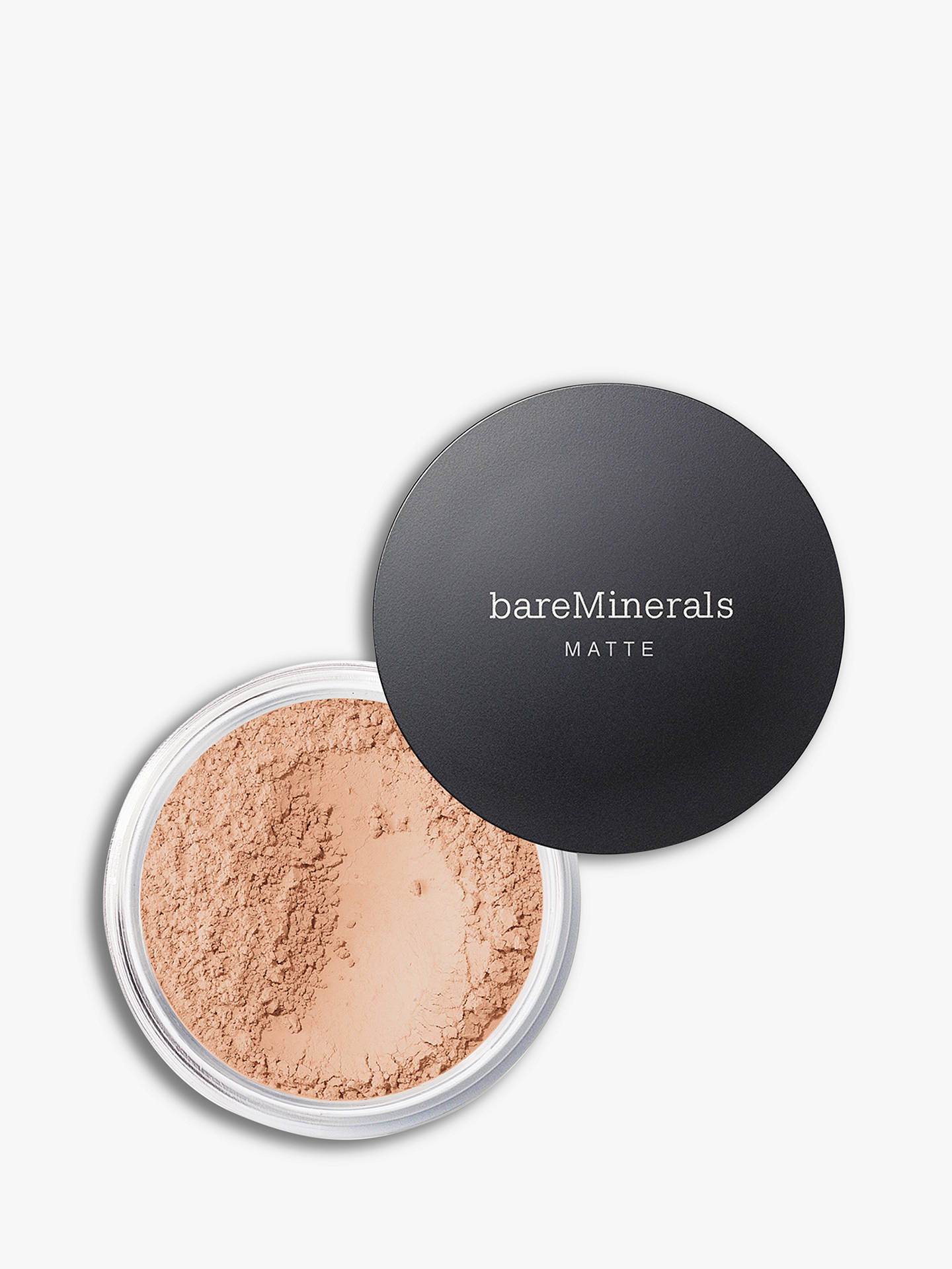 Buy bareMinerals Matte Foundation SPF 15, Medium Online at johnlewis.com