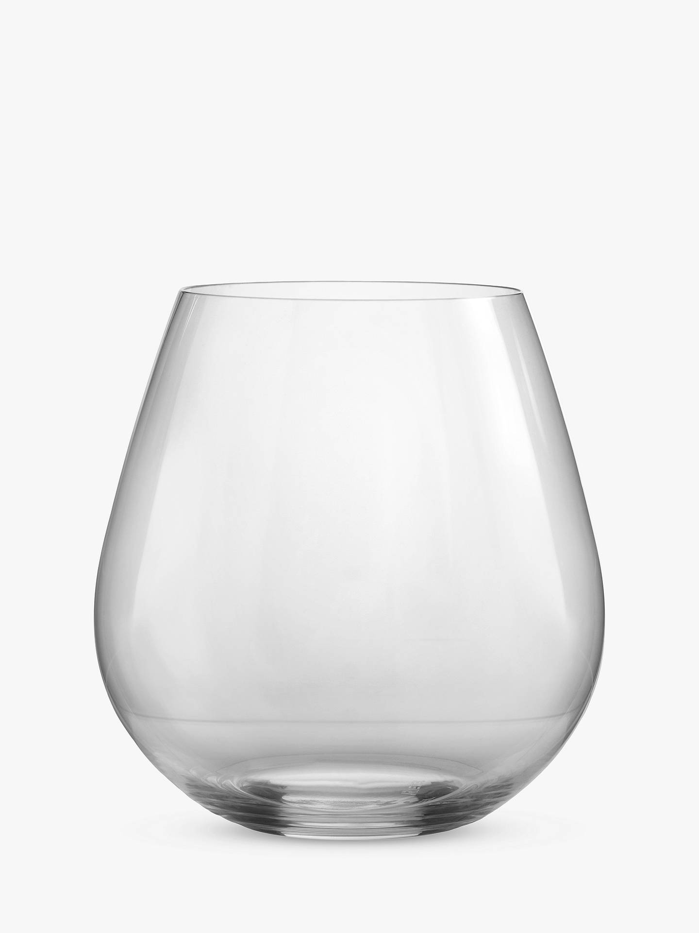 e95339ccfbf Riedel 'O' Stemless Pinot Noir / Nebbiolo Red Wine Glasses, Set of 2
