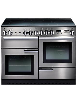 Rangemaster Professional + 110 Induction Hob Range Cooker