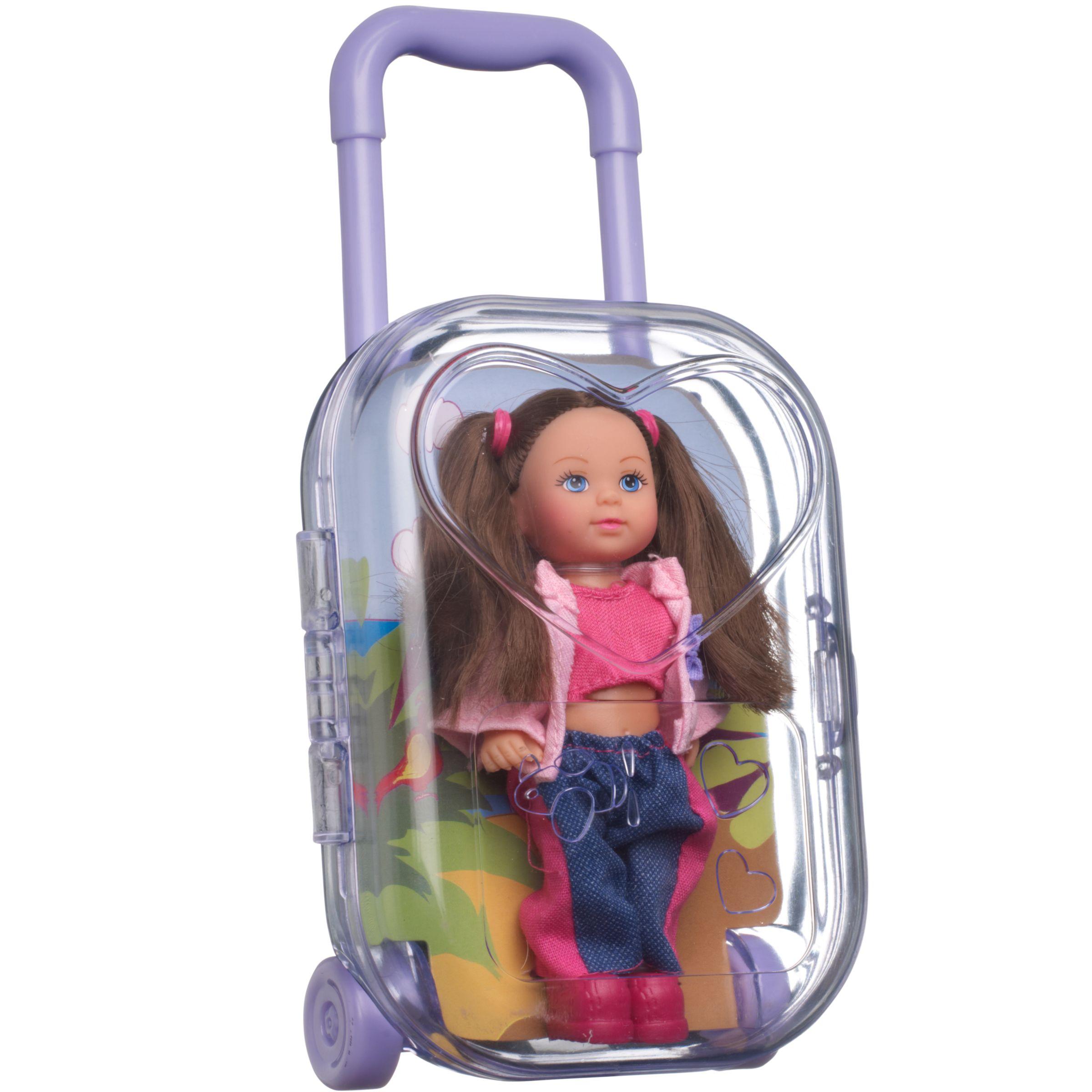 Steffi Steffi Evi Doll Air Hostess Trolley