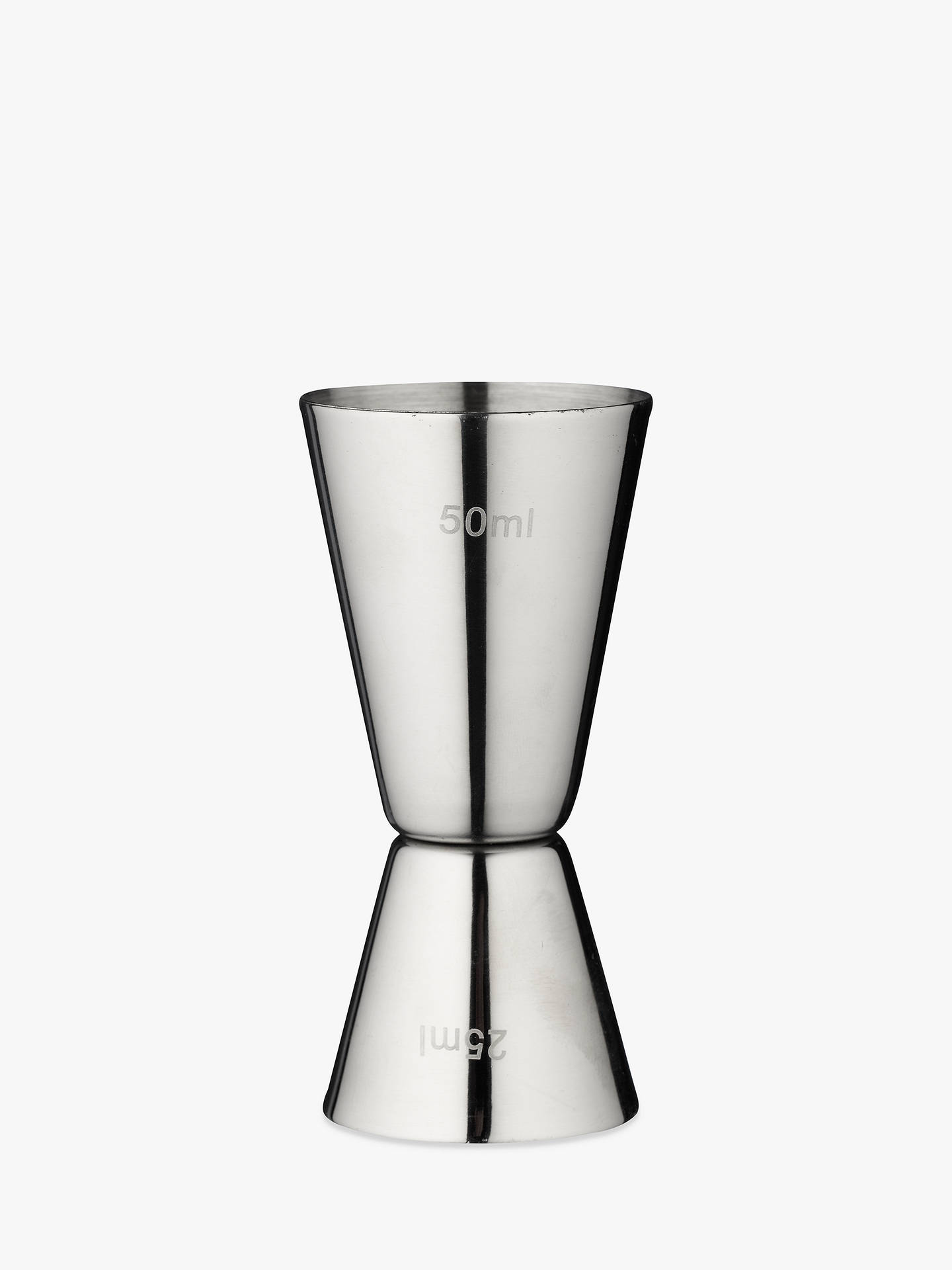 Buy John Lewis & Partners Double Jigger Online at johnlewis.com