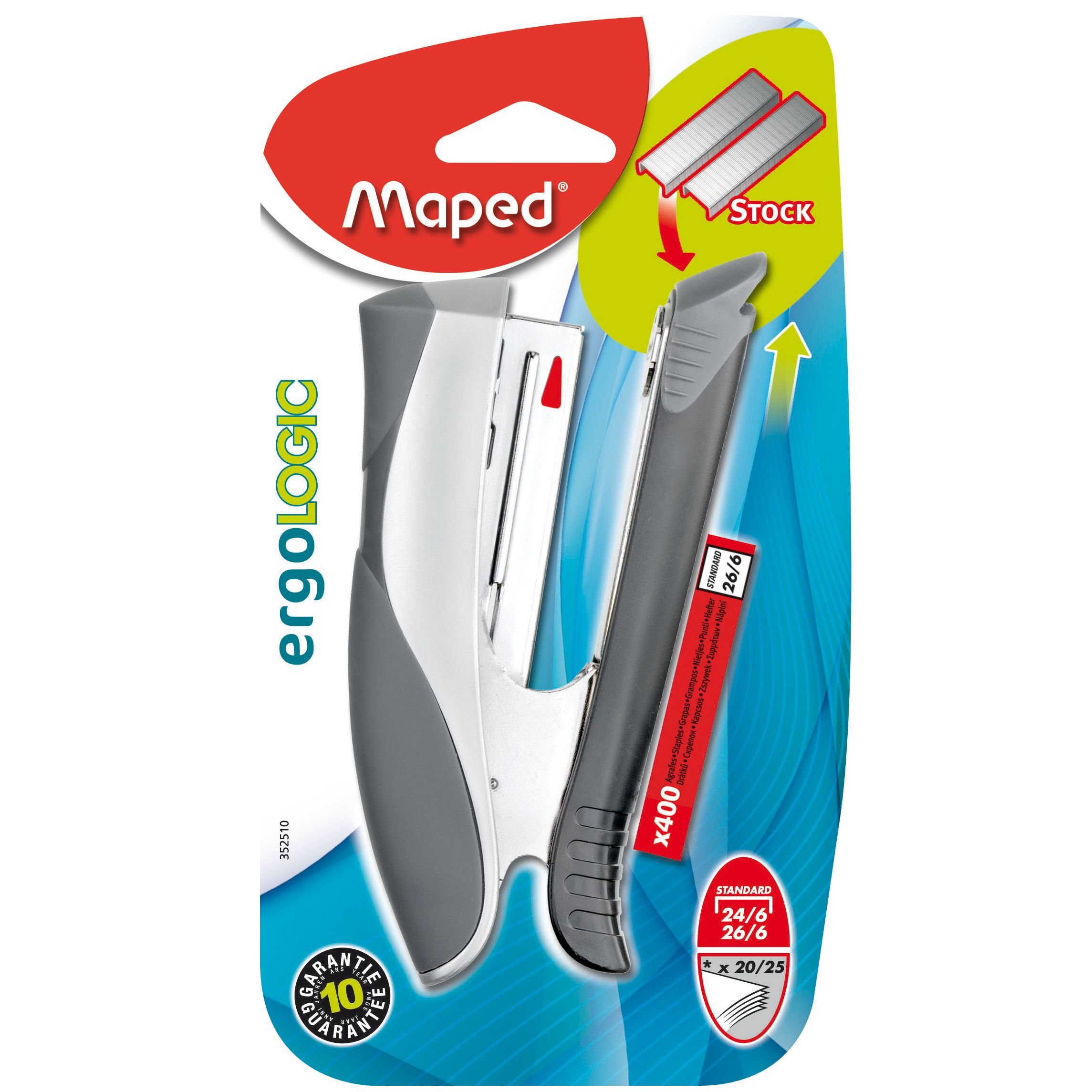 Maped Maped Ergologic Stapler