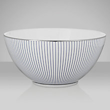 Buy Jasper Conran for Wedgwood Pinstripe Gift Bowl, 14cm Online at johnlewis.com