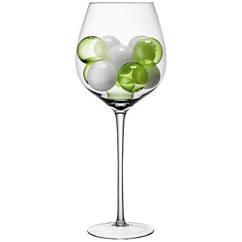 Buy lsa international maxa giant wine glass 18l john lewis Unique wine glasses australia
