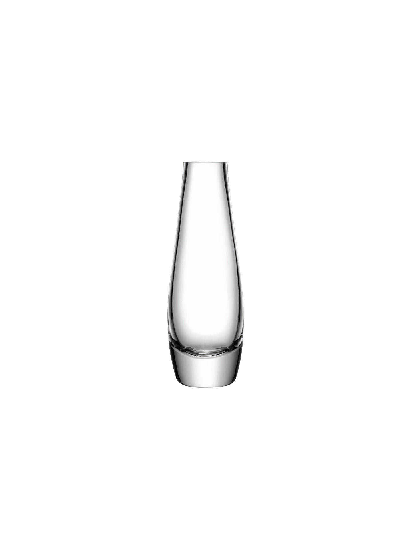 BuyLSA International Flower Single Stem Vase, H17cm Online at johnlewis.com