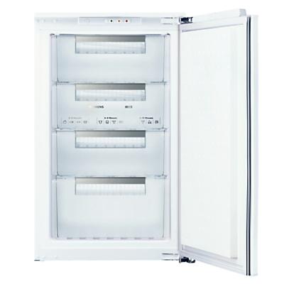 Siemens GI18DA50GB Integrated Freezer A Energy Rating 54cm Wide White