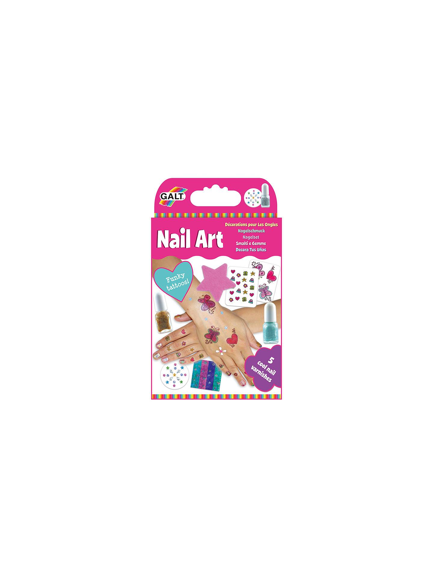 ae723fea6ea Galt Nail Art Set