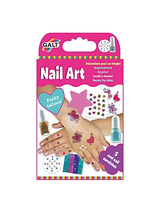 Galt Nail Art Set