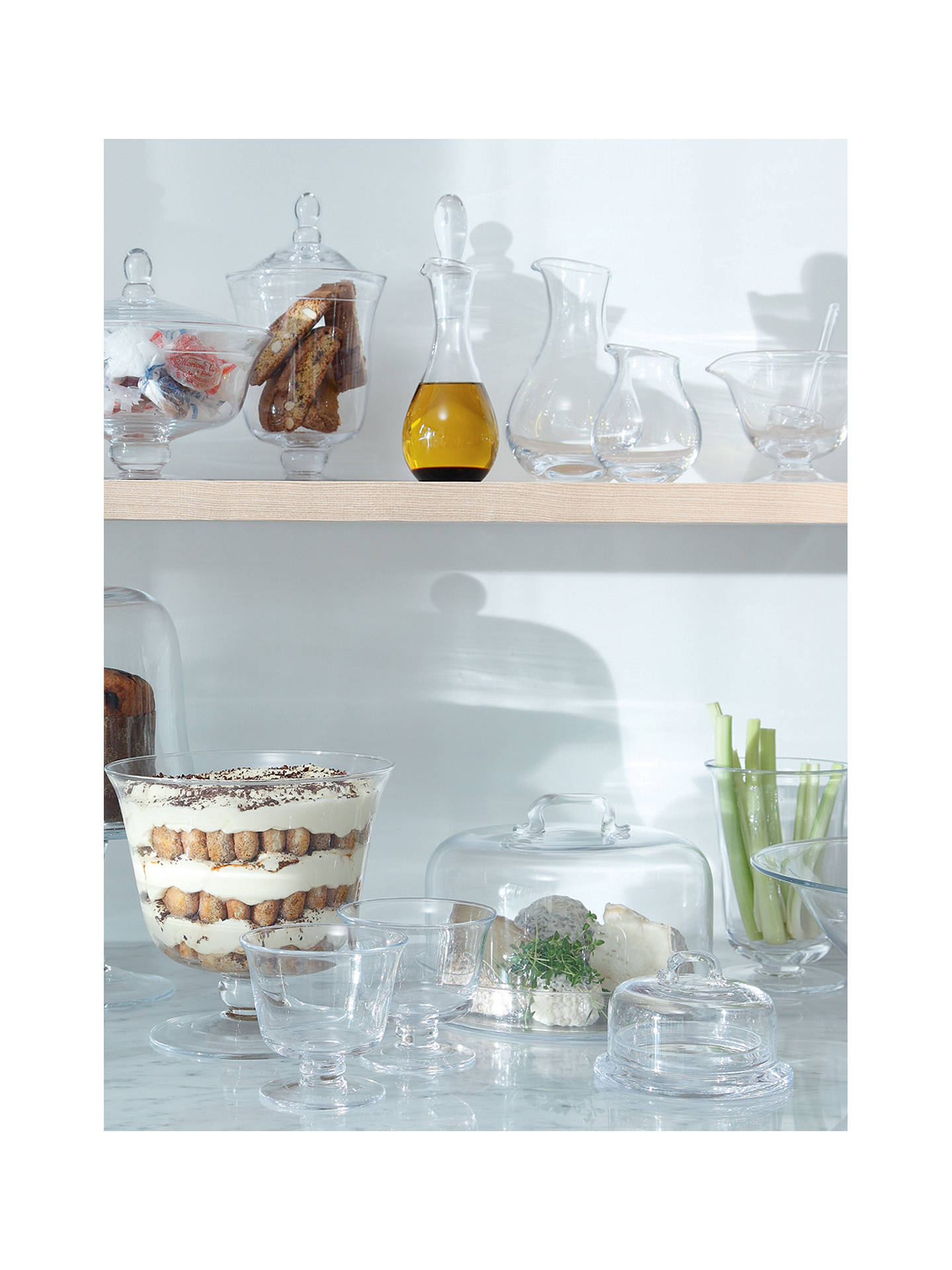 BuyLSA International Serve Plate & Dome Online at johnlewis.com