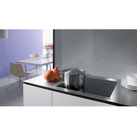 Buy Miele KM6115 Induction Hob, Black Online at johnlewis.com