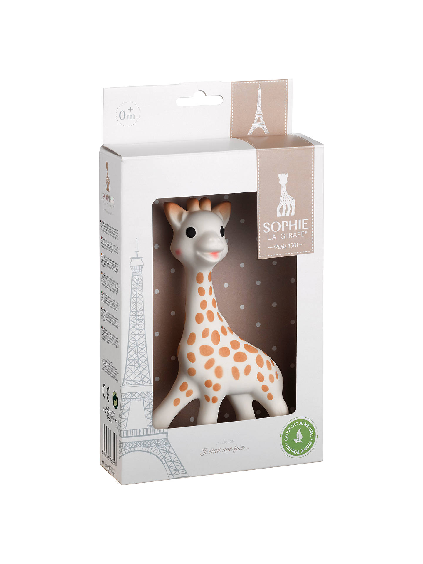 Buy Sophie La Giraffe Teether in Gift Box Online at johnlewis.com