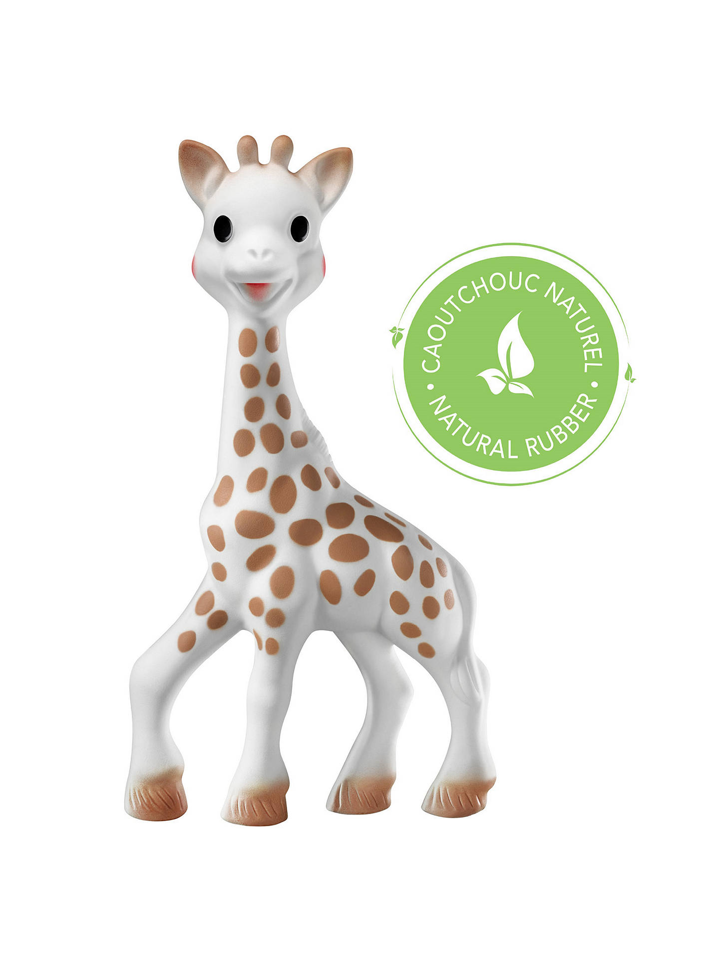 BuySophie La Giraffe Teether in Gift Box Online at johnlewis.com
