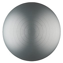 Buy John Lewis Balance Ball, Grey, 55cm Online at johnlewis.com