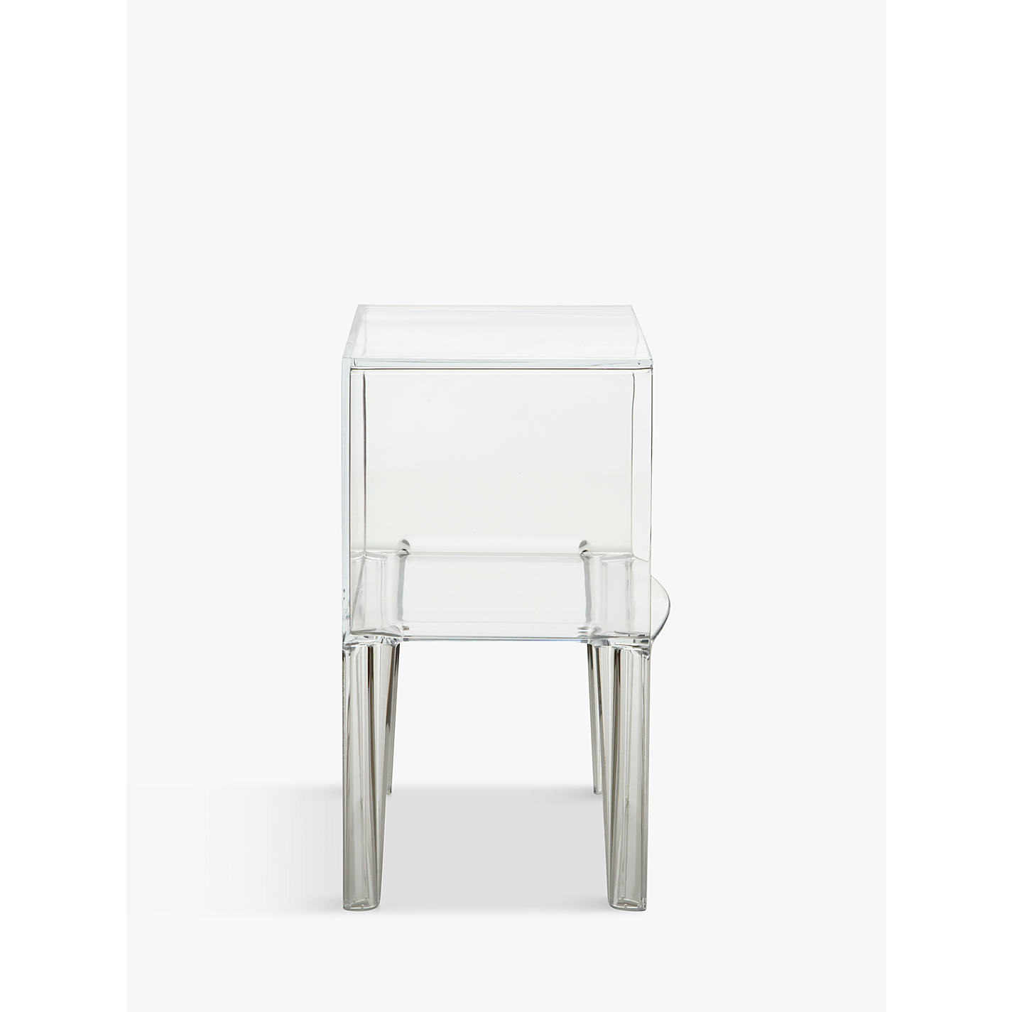 Buy Philippe Starck for Kartell Ghost Buster Night Table Crystal