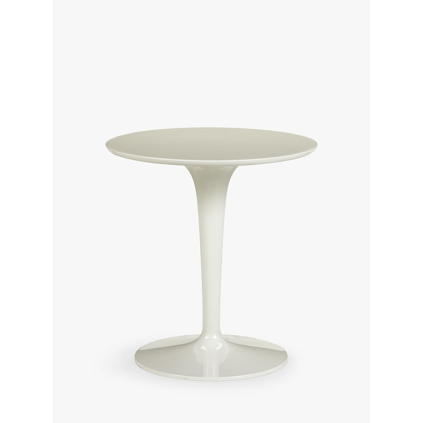 side tables  small tables  john lewis - buy philippe starck for kartell tip top table online at johnlewiscom