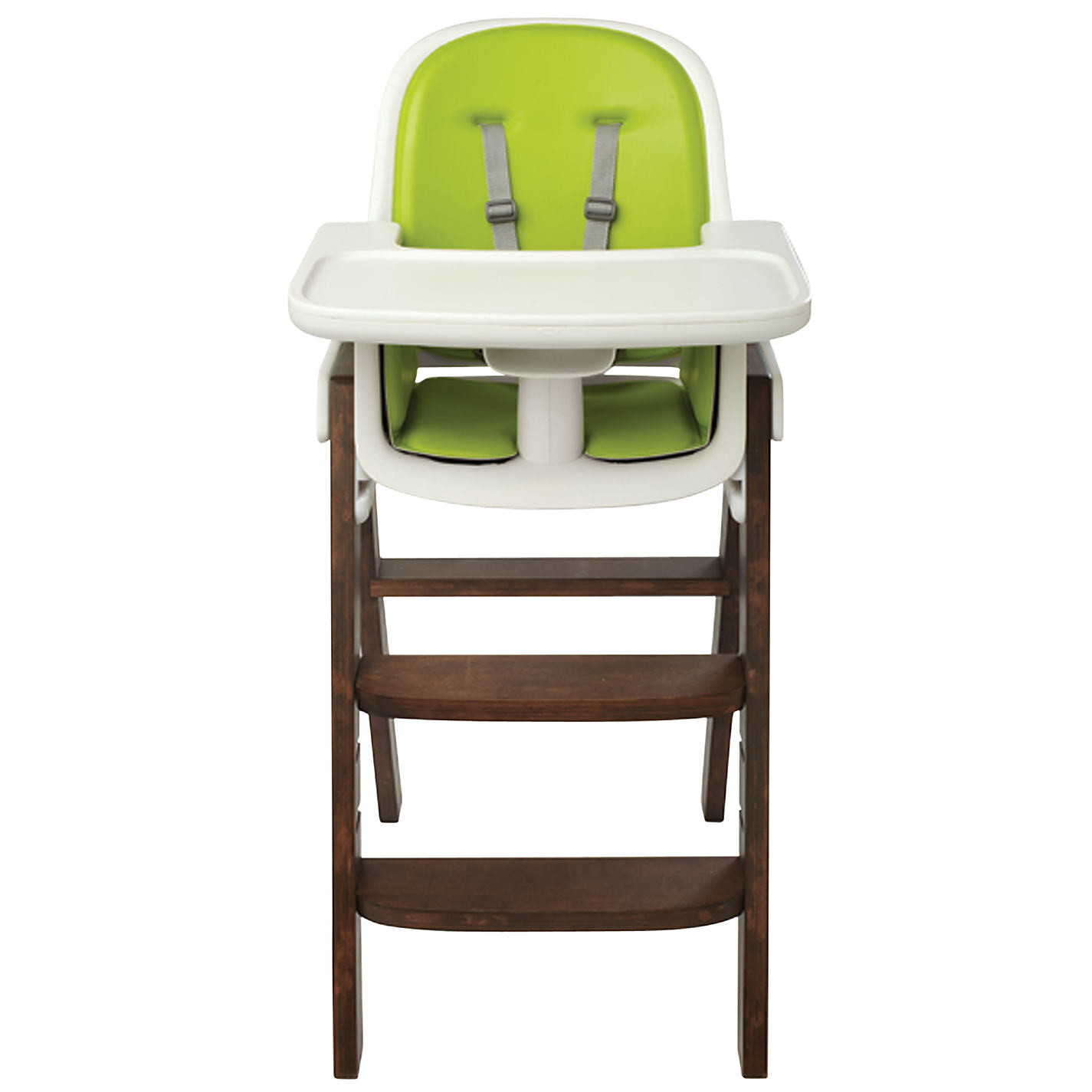 buy oxo tot sprout highchair greenwalnut  john lewis - buy oxo tot sprout highchair greenwalnut online at johnlewiscom