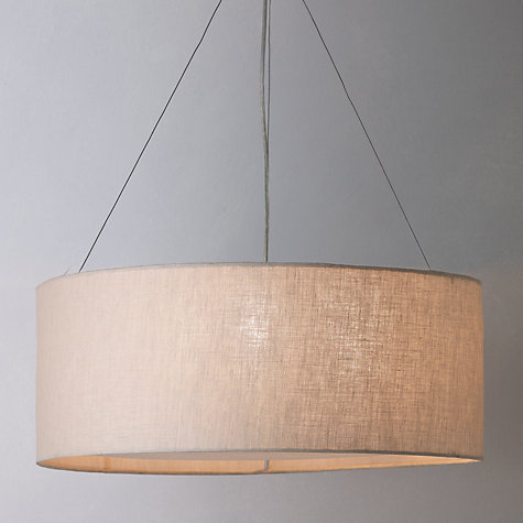 Buy john lewis samantha linen ceiling light john lewis buy john lewis samantha linen ceiling light online at johnlewis aloadofball Gallery