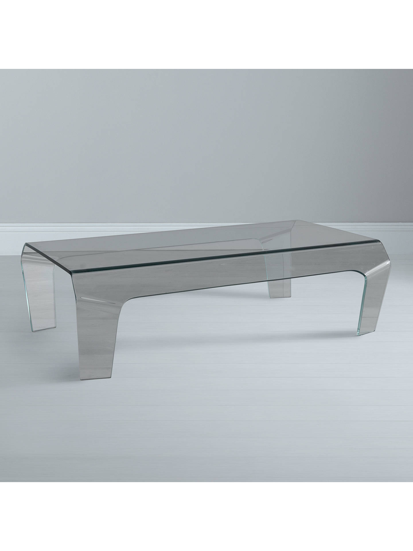 John Lewis Xeon Glass Coffee Table At John Lewis Partners
