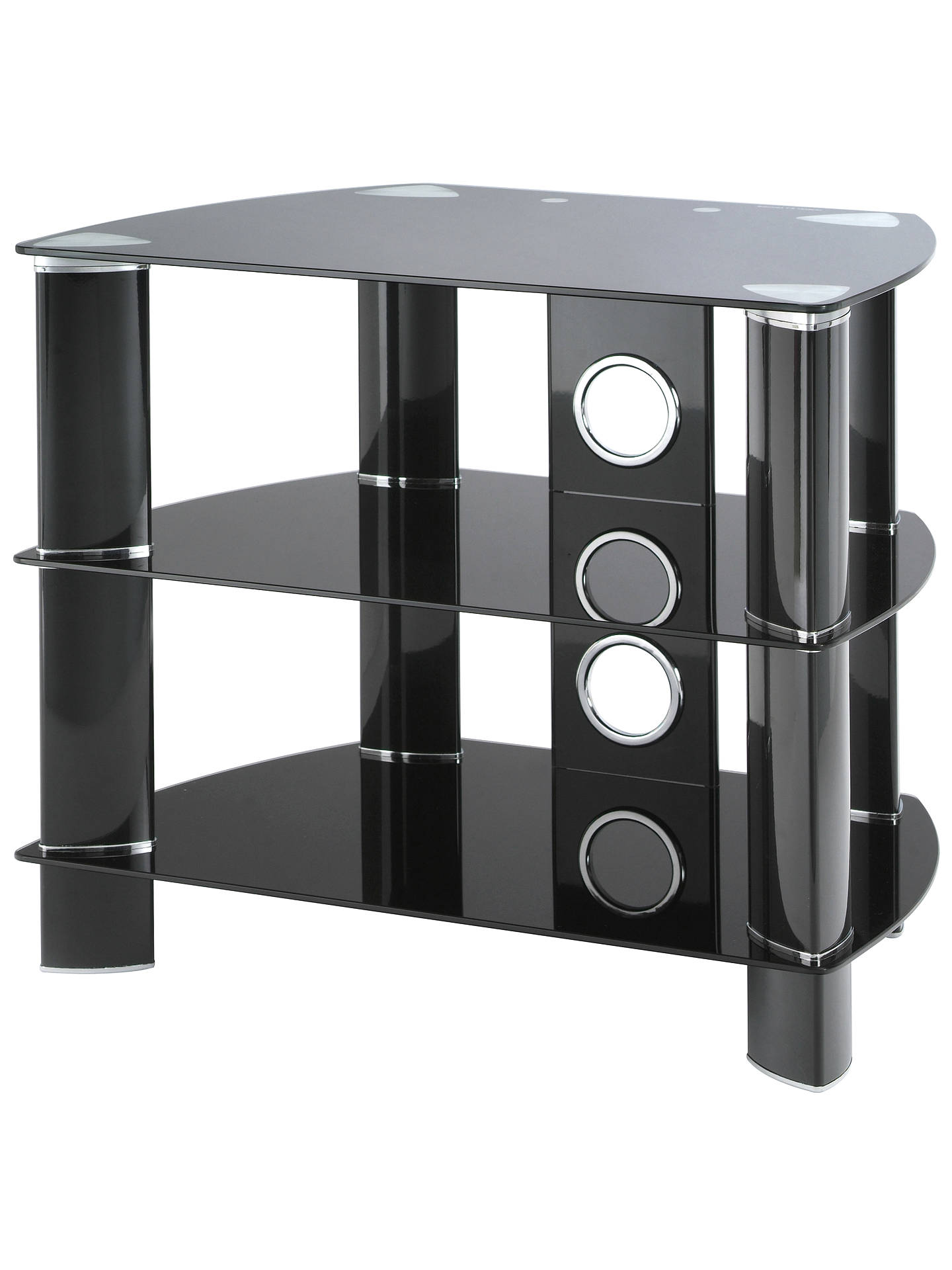 John Lewis JL600/B10 Television Stand for TVs up to 26