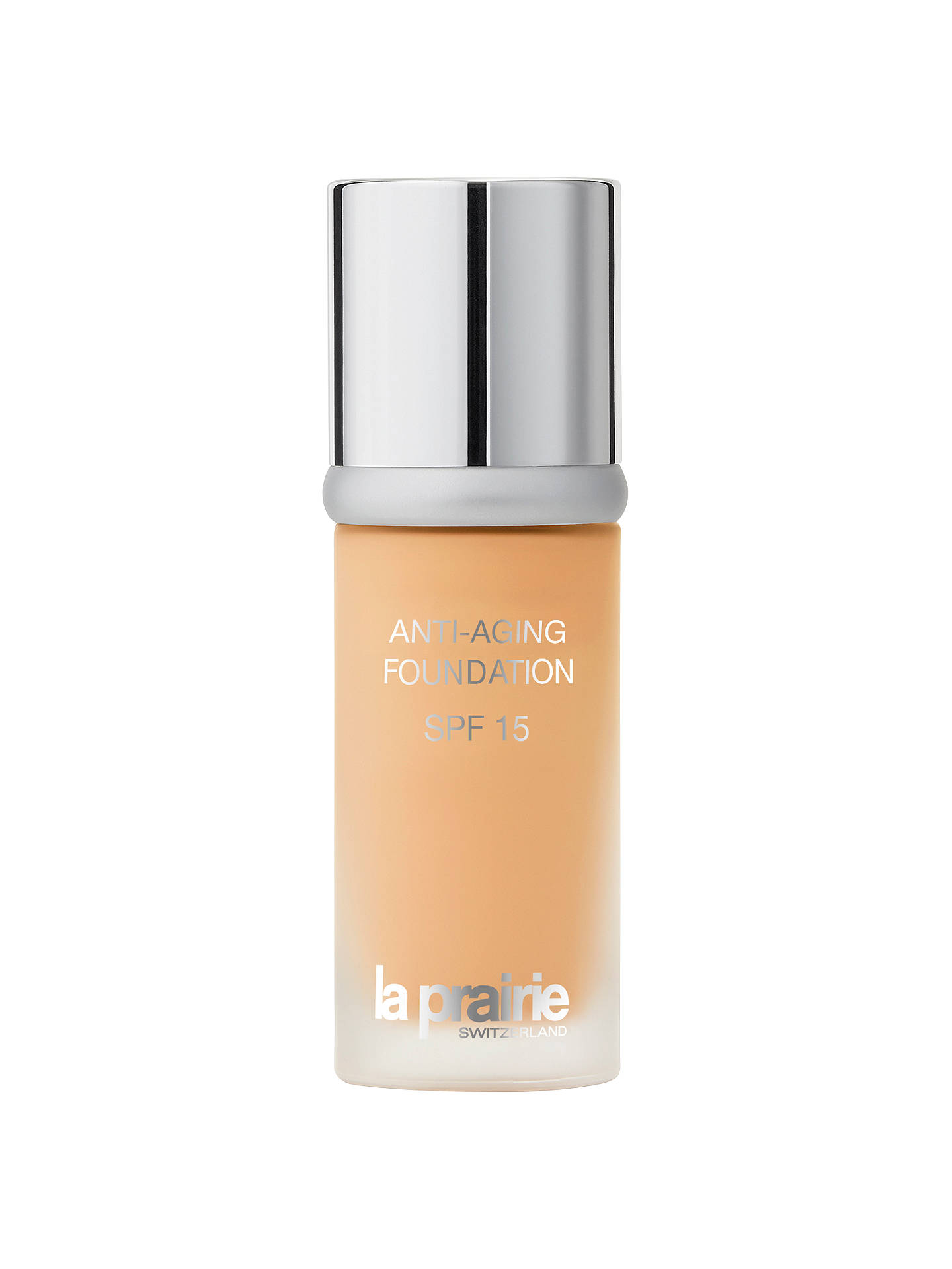 Buy La Prairie Anti-Aging Foundation A Cellular SPF15 Emulsion, Shade 400 Online at johnlewis.com