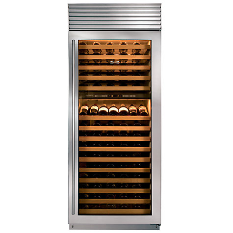 Buy Sub-Zero ICBWS30/S/TH/RH Wine Cabinet Online at johnlewis.com