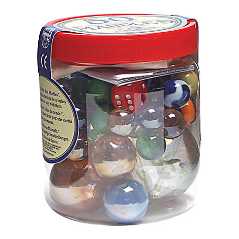 Buy House of Marbles Tub of Marbles Online at johnlewis.com