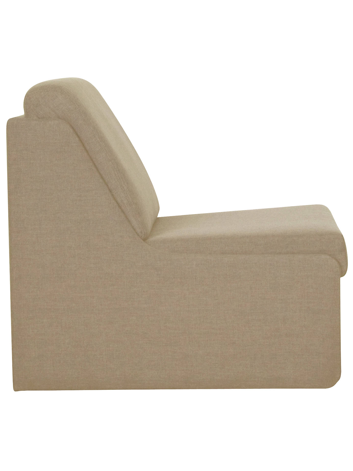 Pleasing John Lewis Jessie Chair Bed Oslo French Grey At John Lewis Cjindustries Chair Design For Home Cjindustriesco