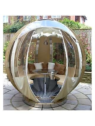 Farmer's Cottage Rotating Seated Garden Pod