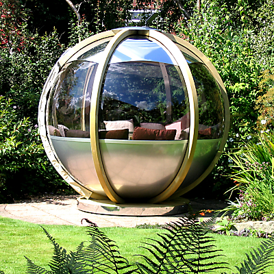 Farmer's Cottage Rotating Sphere Seater