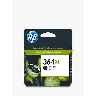 Image of HP 364XL Inkjet Cartridge, Black, CN684EE