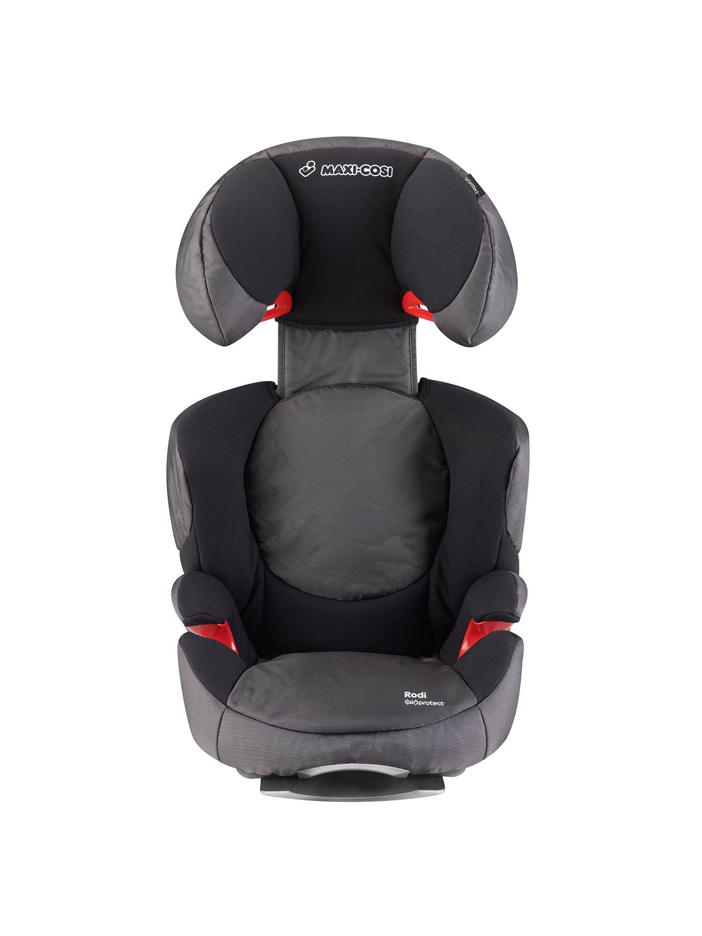 maxi cosi rodi air protect car seat black reflection at john lewis partners. Black Bedroom Furniture Sets. Home Design Ideas