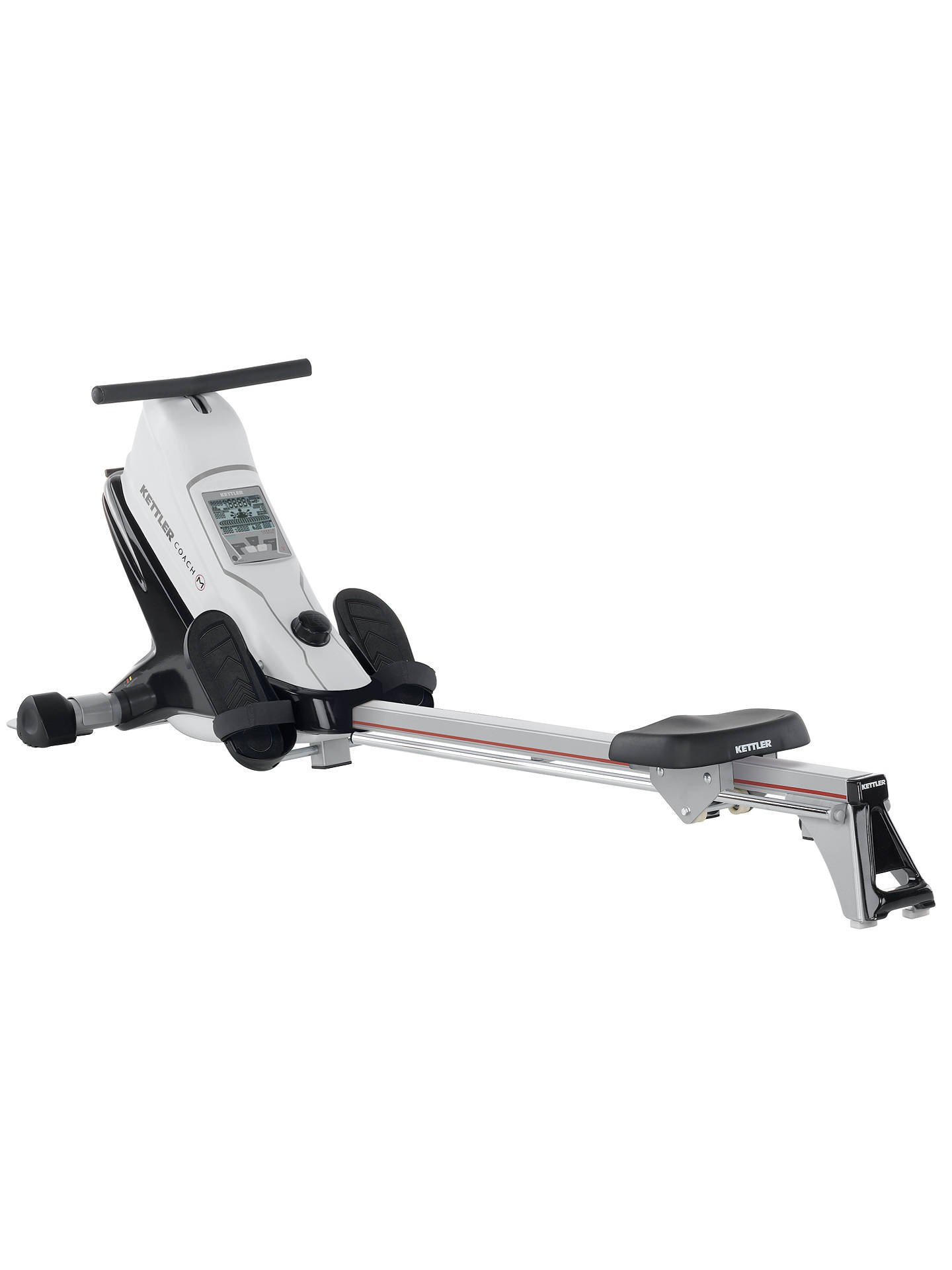BuyKETTLER Sport Coach M Rowing Machine Online at johnlewis.com