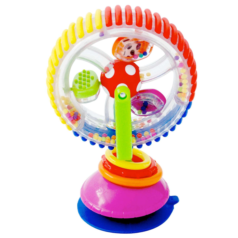 Sassy Wonder Wheel Highchair Toy at John Lewis