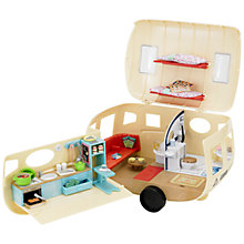 Buy Sylvanian Families Caravan Online at johnlewis.com