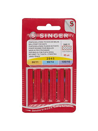 Singer Sewing Machine Needles, 2045