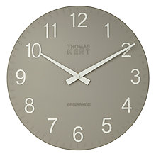 Buy Thomas Kent Cotswold Arabic Clock, Dia.30cm Online at johnlewis.com