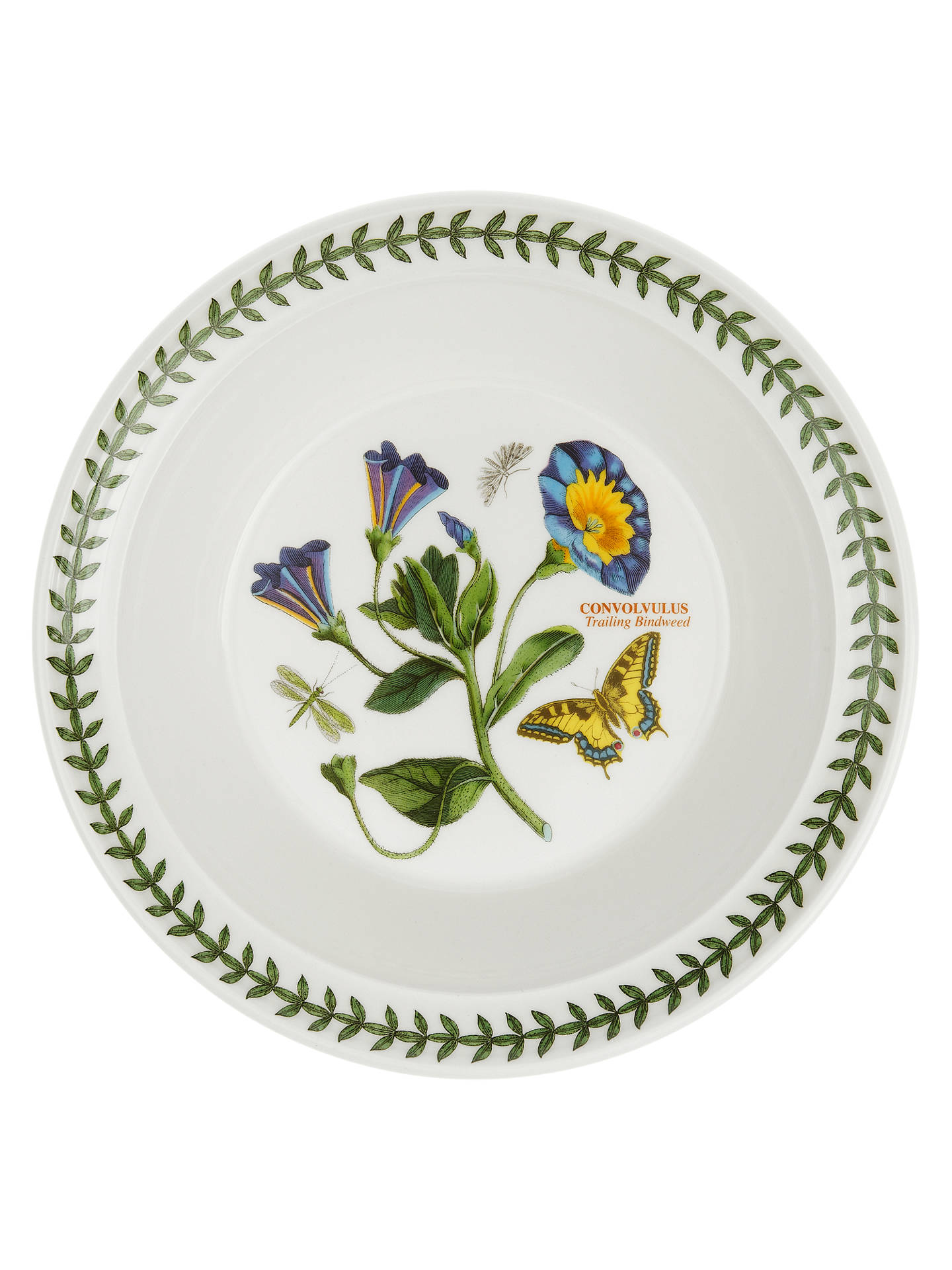 Portmeirion Botanic Garden 13 5cm Soup Bowl Seconds At